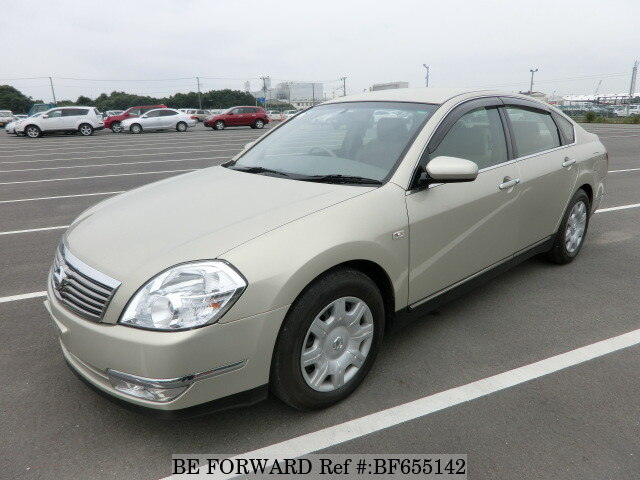 used 2006 nissan teana 230jk m collection cba j31 for sale bf655142 rh beforward jp Nissan Teana 2017 Nissan Teana 2017