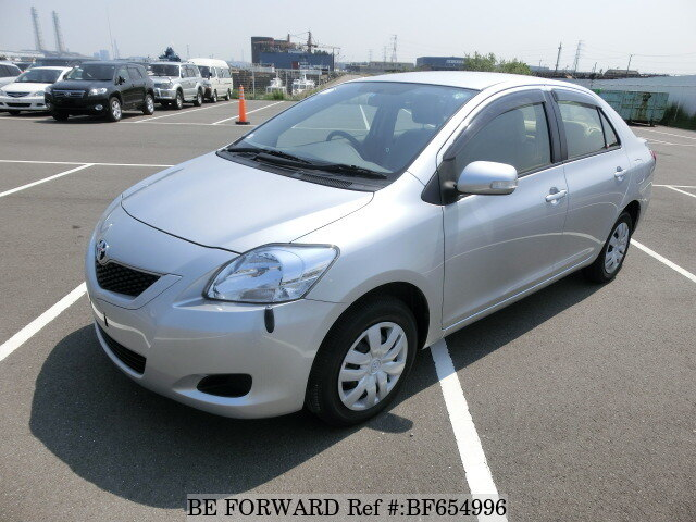 Used 2012 Toyota Belta X Dba Scp92 For Sale Bf654996 Be Forward