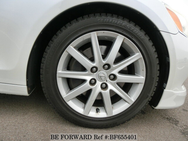 Used 2007 LEXUS GS GS350/DBA-GRS196 for Sale BF655401 - BE