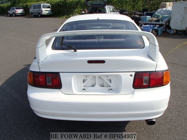 used 1994 toyota celica gt four e st205 for sale bf654937 be forward. Black Bedroom Furniture Sets. Home Design Ideas