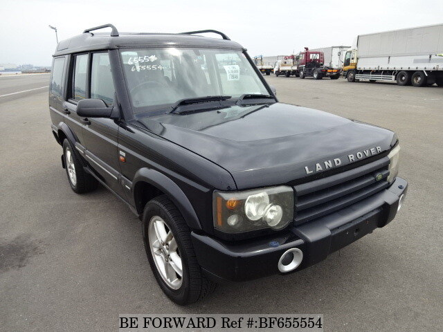 2004 land rover discovery 4 0sports edition gh lt94a d 39 occasion en promotion bf655554 be forward. Black Bedroom Furniture Sets. Home Design Ideas