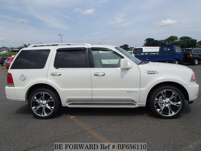 Used 2006 Lincoln Aviator For Sale Bf656110 Be Forward