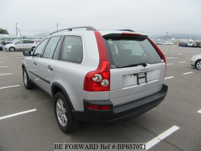 used 2004 volvo xc90 la cb5254aw for sale bf657071 be forward. Black Bedroom Furniture Sets. Home Design Ideas