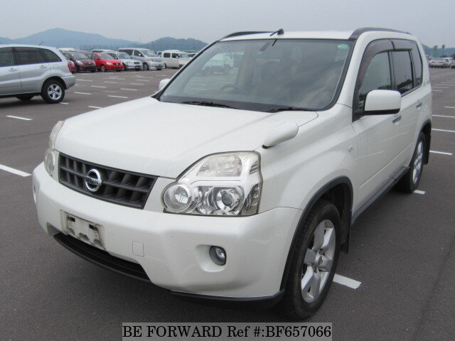 Used 2007 nissan x trail 20xdba t31 for sale bf657066 be forward used 2007 nissan x trail bf657066 for sale fandeluxe Gallery