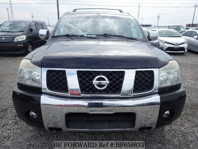used 2013 nissan armada le for sale bf656633 be forward. Black Bedroom Furniture Sets. Home Design Ideas