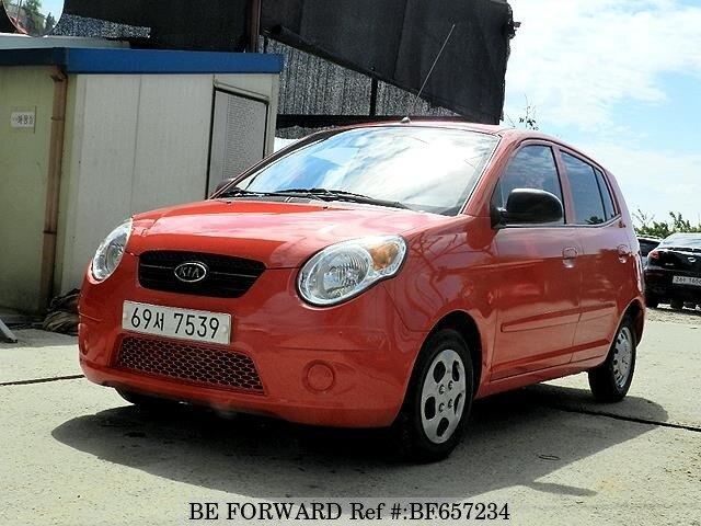 used 2009 kia morning picanto for sale bf657234 be forward. Black Bedroom Furniture Sets. Home Design Ideas