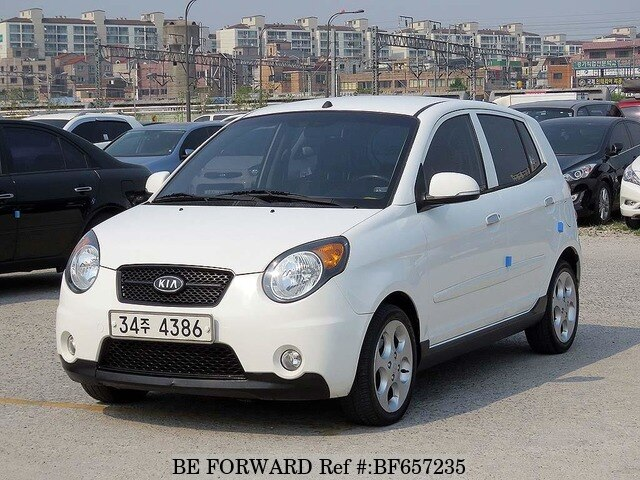 used 2009 kia morning picanto lx for sale bf657235 be forward. Black Bedroom Furniture Sets. Home Design Ideas