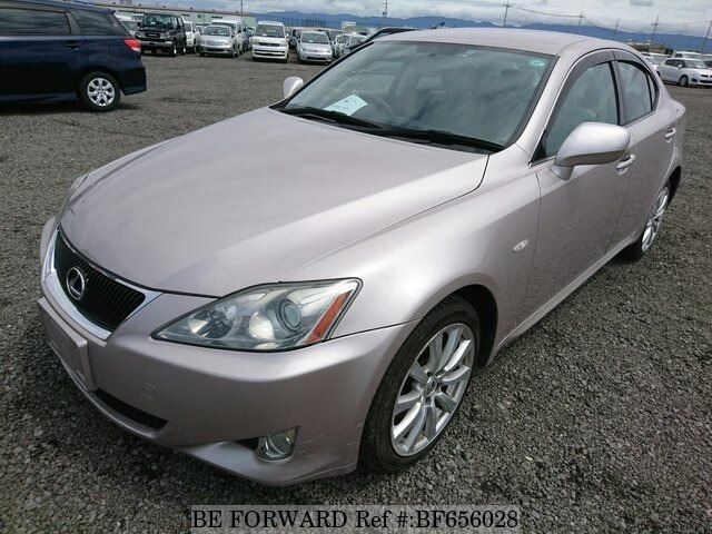 Used 2007 LEXUS IS BF656028 for Sale