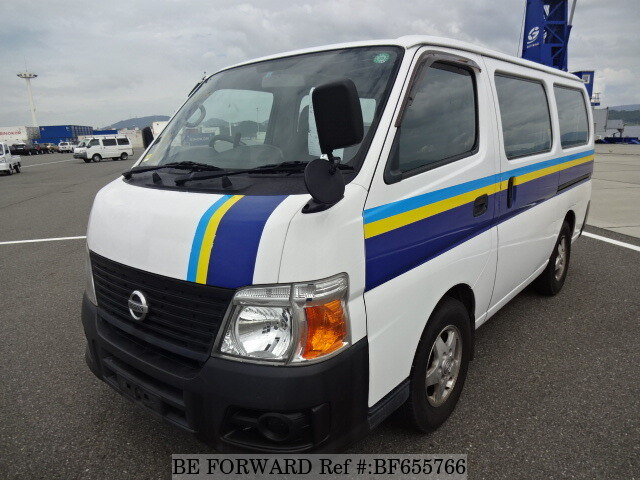 Used 2011 NISSAN CARAVAN VAN BF655766 for Sale