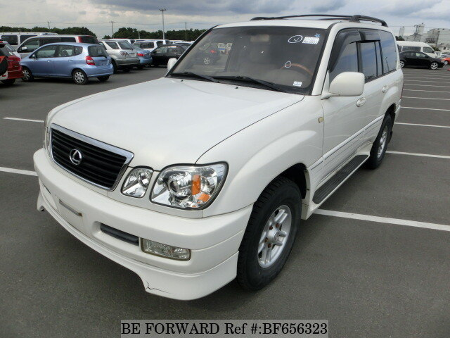 Used 2006 LEXUS LX LX470/- for Sale BF656323 - BE FORWARD