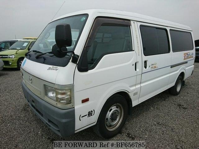 Used 2007 MAZDA BONGO BRAWNY VAN/KR-SKF6V for Sale BF656785 - BE FORWARD