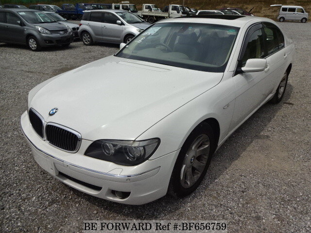 Used 2007 Bmw 7 Series 740iaba Hl40 For Sale Bf656759 Be Forward