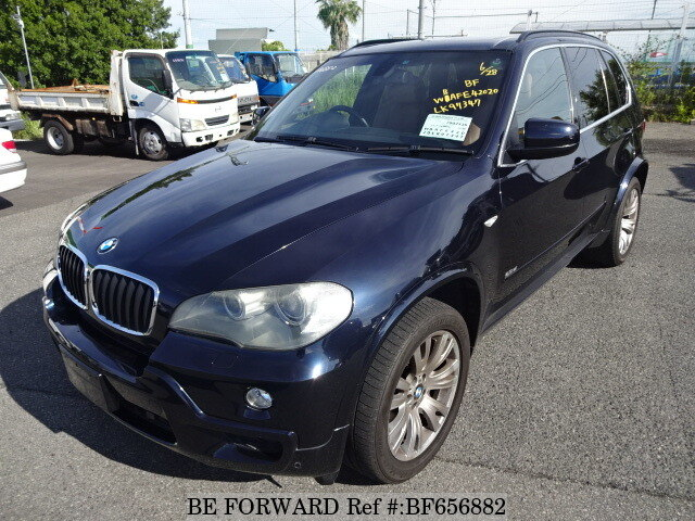 Used 2008 BMW X5 3.0SI M SPORTS PACKAGE/ABA-FE30 for Sale BF656882 ...