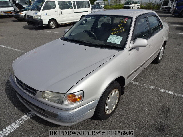 toyota corolla 96 model