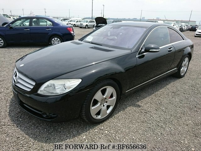 Used 2007 MERCEDES-BENZ CL-CLASS BF656636 for Sale