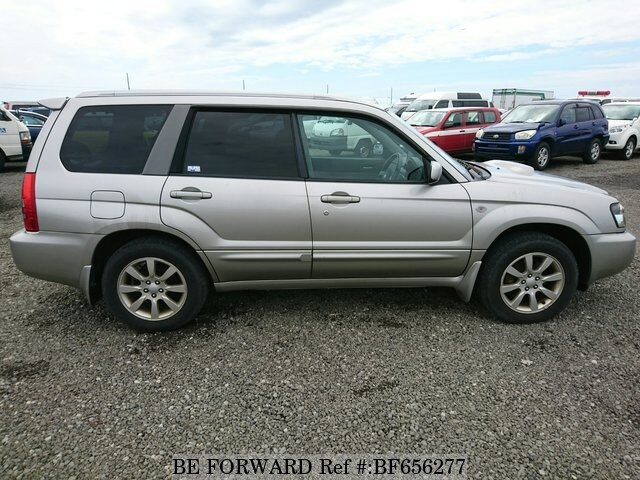 used 2004 subaru forester xt ta sg5 for sale bf656277 be forward. Black Bedroom Furniture Sets. Home Design Ideas