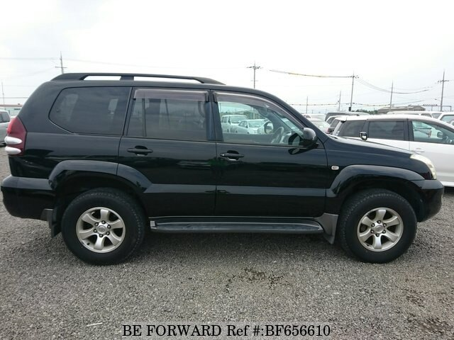 Japan Used Cars For Sale Toyota Prado