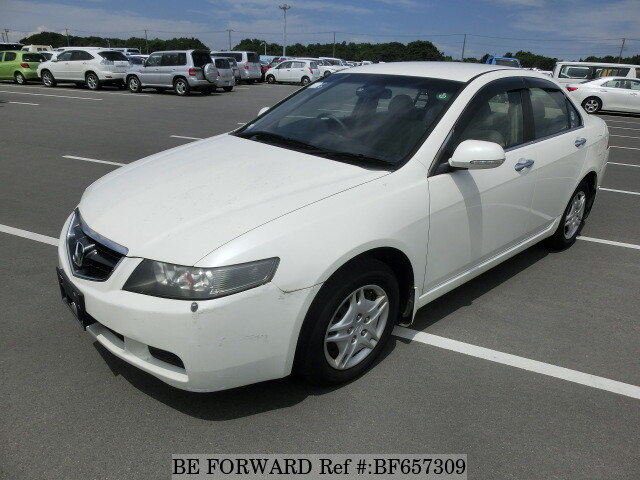 Used 2004 HONDA ACCORD 20A/DBA-CL7 for Sale BF657309 - BE FORWARD