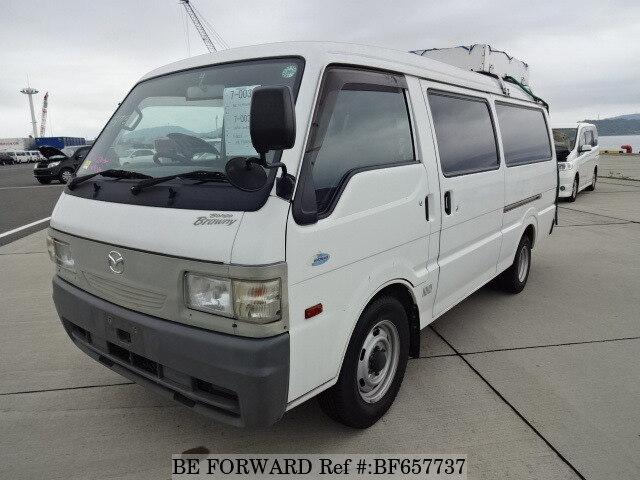 Used 2010 MAZDA BONGO BRAWNY VAN/ADF-SKF6V for Sale BF657737 - BE FORWARD