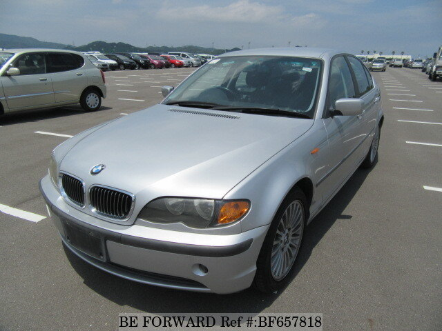 Used 2002 BMW 3 SERIES BF657818 for Sale