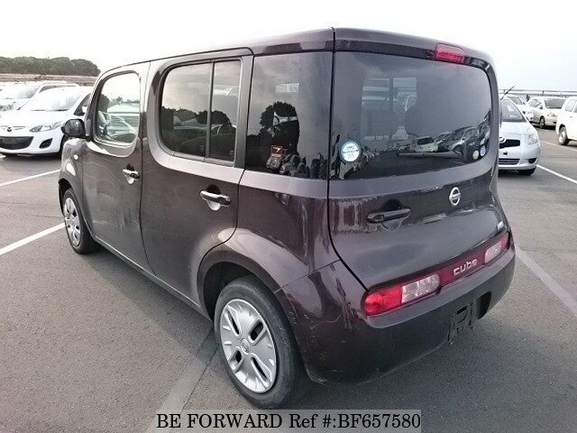 used 2010 nissan cube 15x m selection dba z12 for sale bf657580 be forward. Black Bedroom Furniture Sets. Home Design Ideas