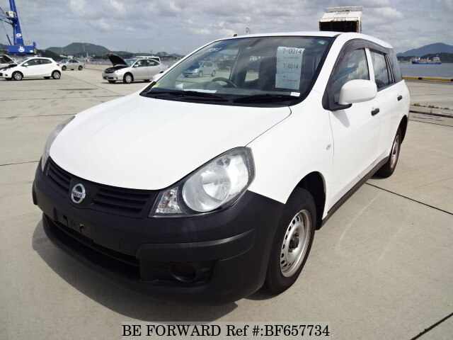 Used 2012 NISSAN AD VAN BF657734 for Sale