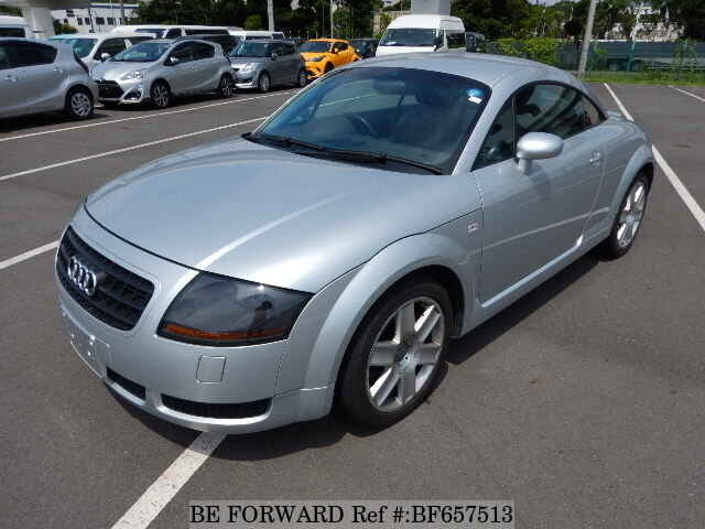 Used AUDI TT COUPEGHNAUQ For Sale BF BE FORWARD - 2005 audi tt