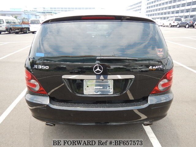 Used 2006 mercedes benz r class r350 4matic sports package for Mercedes benz r350 used for sale