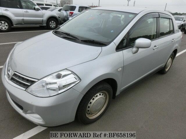 Used 2012 Nissan Tiida Latiodba Snc11 For Sale Bf658196 Be Forward