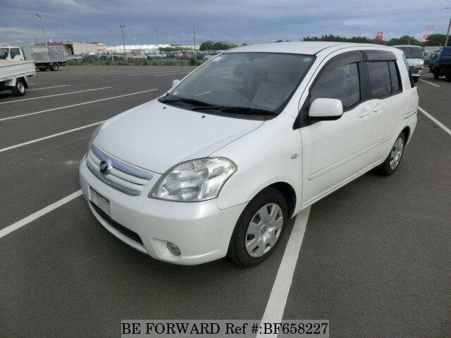 used 2007 toyota raum cba ncz20 for sale bf658227 be forward rh beforward jp Toyota Raum 2006 Toyota Raum 2015