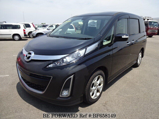 Used 2009 MAZDA BIANTE BF658149 for Sale