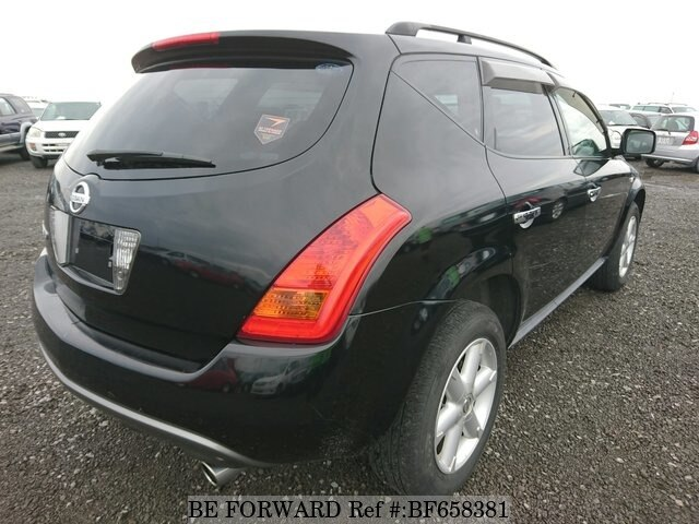 2005 nissan murano 350xv four cba pnz50 d 39 occasion en. Black Bedroom Furniture Sets. Home Design Ideas