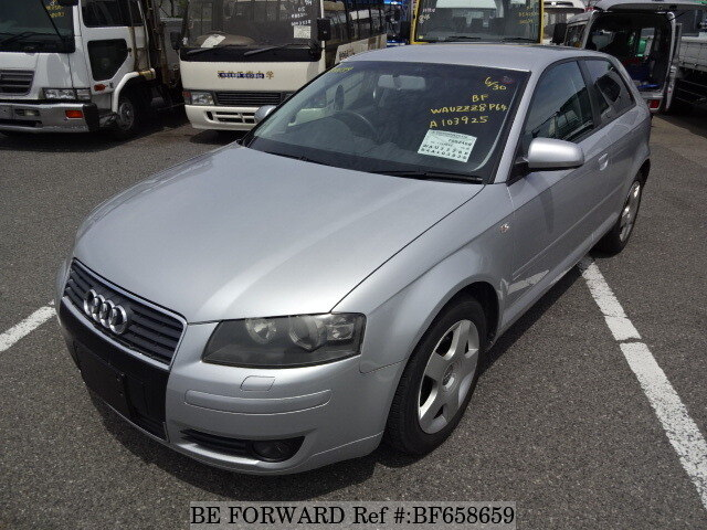 Used 2004 Audi A3 20 Fsigh 8paxw For Sale Bf658659 Be Forward