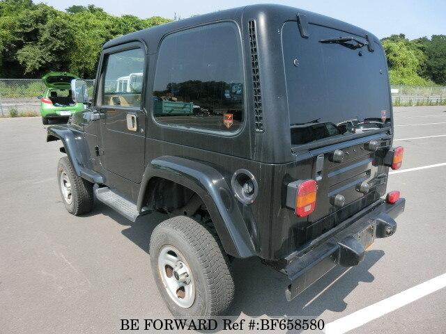used 1996 jeep wrangler sahara e tj40h for sale bf658580 be forward. Black Bedroom Furniture Sets. Home Design Ideas