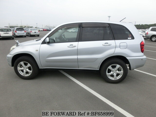 used 2005 toyota rav4 x limited cba aca21w for sale bf658999 be forward. Black Bedroom Furniture Sets. Home Design Ideas