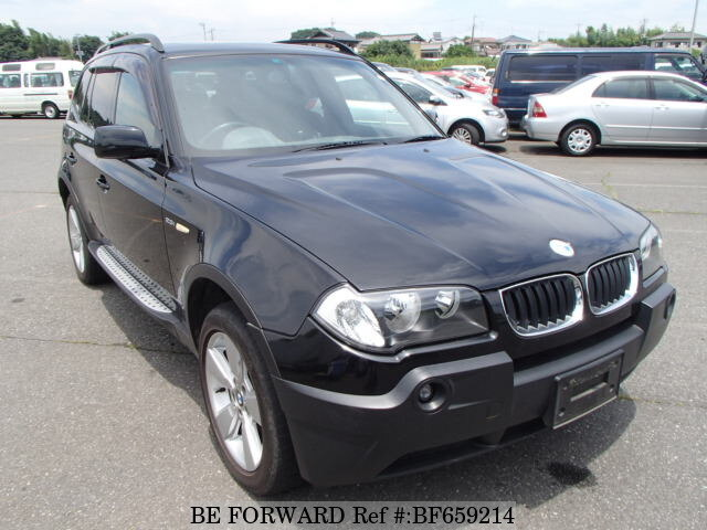 2004 bmw x3 2 5i gh pa25 d 39 occasion en promotion bf659214 be forward. Black Bedroom Furniture Sets. Home Design Ideas