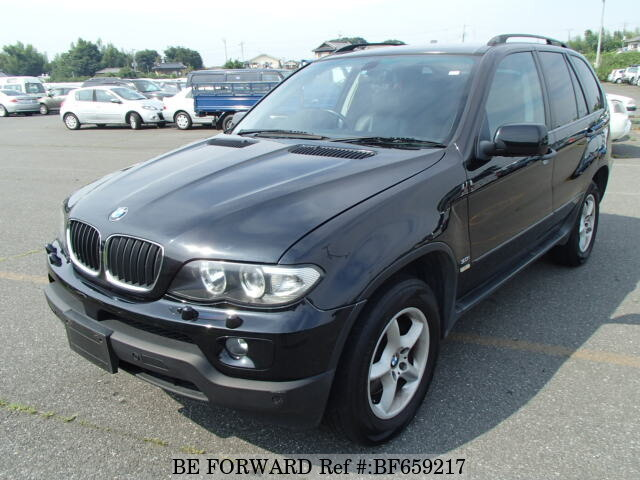 Used 2006 BMW X5 30IGHFA30N for Sale BF659217  BE FORWARD
