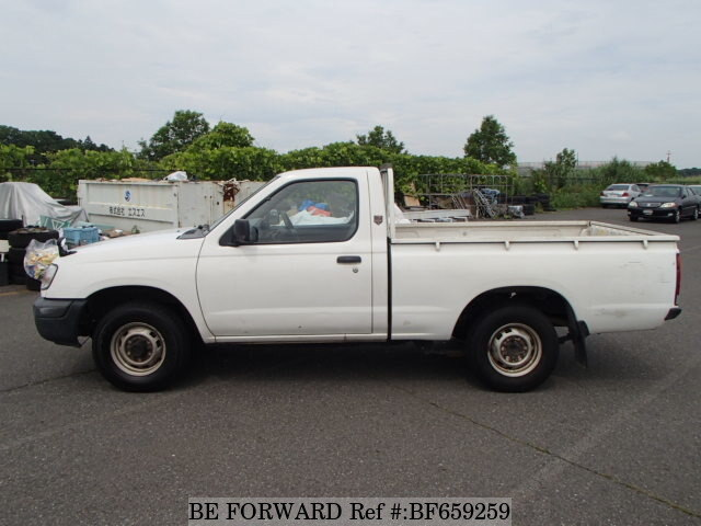 used 1997 nissan datsun truck ga qd22 for sale bf659259 be forward. Black Bedroom Furniture Sets. Home Design Ideas