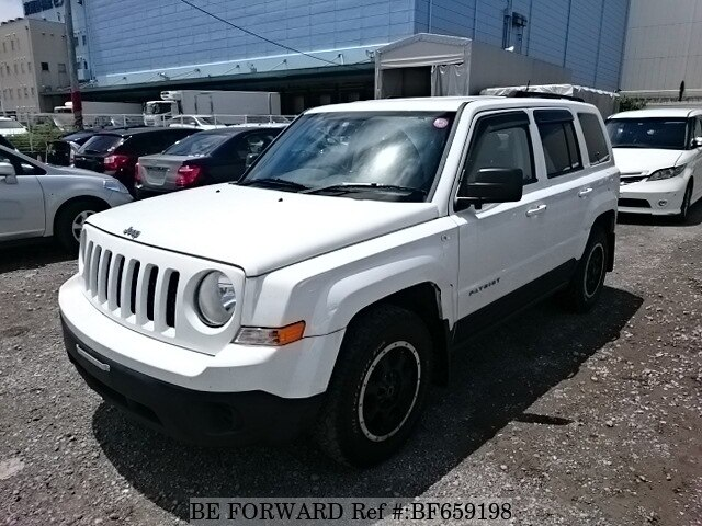 used 2012 jeep patriot sports aba mk7420 for sale bf659198 be forward. Black Bedroom Furniture Sets. Home Design Ideas