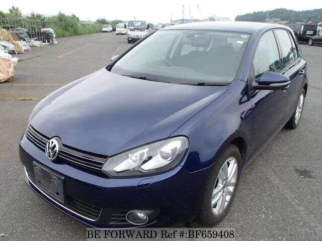 Used 2011 Volkswagen Golf Tsi Comfort Line Dba 1kcax For Sale