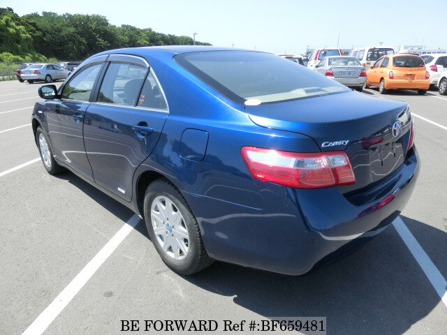 used 2006 toyota camry limited edition dba acv45 for sale bf659481 be forward. Black Bedroom Furniture Sets. Home Design Ideas