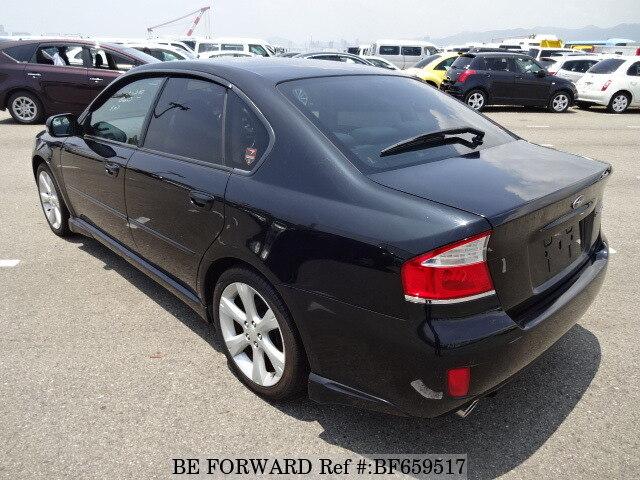 2007 Subaru Legacy B4 2 0r Spec B Ta Bl5 D Occasion En