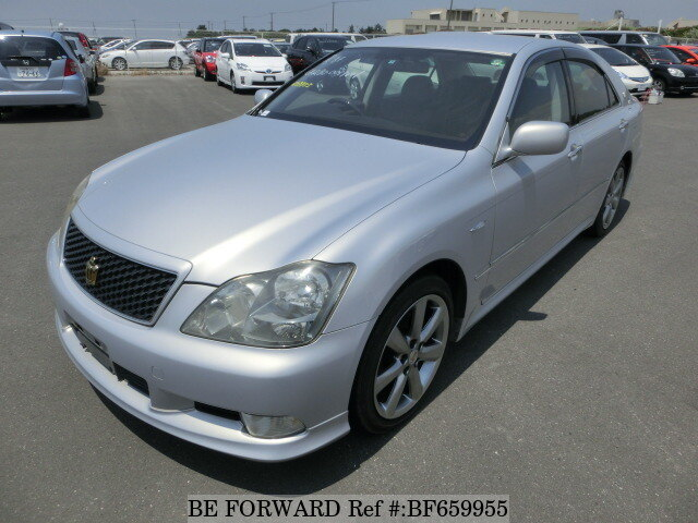 used 2006 toyota crown athlete dba grs180 for sale bf659955 be forward rh beforward jp 2015 Toyota Crown Athlete 2006 Toyota Crown Athlete