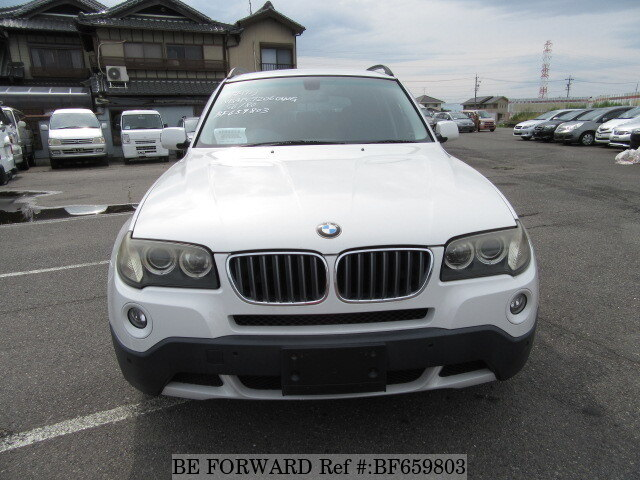 2006 bmw x3 2 5si aba pc25 d 39 occasion en promotion bf659803 be forward. Black Bedroom Furniture Sets. Home Design Ideas