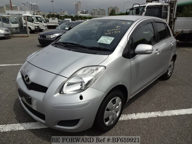 Used 2008 TOYOTA VITZ F/DBA-SCP90 for Sale BF659921 - BE FORWARD