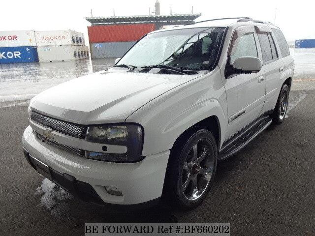 Used 2001 Chevrolet Trailblazer Ltz Gh T360 For Sale
