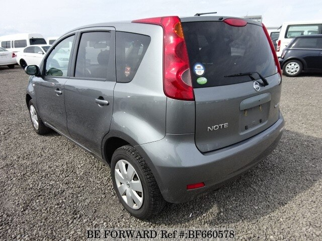 used 2006 nissan note 15s four v limited dba ne11 for sale. Black Bedroom Furniture Sets. Home Design Ideas