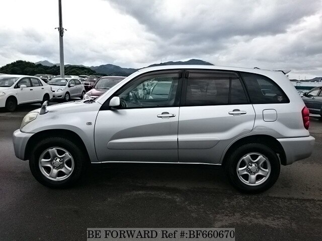 used 2005 toyota rav4 x limited cba zca26w for sale bf660670 be forward. Black Bedroom Furniture Sets. Home Design Ideas
