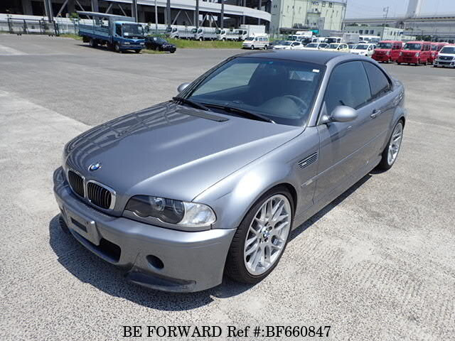 Used 2003 Bmw M3 M3 Cslgh M3csl For Sale Bf660847 Be Forward