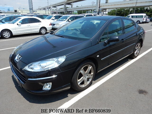 Used 2006 PEUGEOT 407/GH-D2V for Sale BF660839 - BE FORWARD